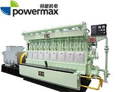 300系列兰炭气发电机组