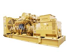 190系列400-700KW天然气 发电机组