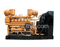 190系列400-1200KW高浓度煤层气发电机组