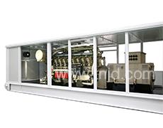 190系列400-1200KW低浓度煤层气发电机组