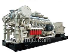 190系列400-700KW垃圾填埋气发电机组