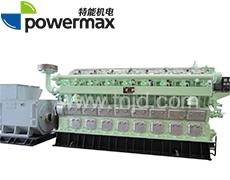 300系列800-3000KW天然气发电机组
