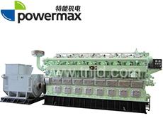 300系列800-3000KW垃圾填埋气发电机组