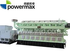 300系列600-1400KW煤层气发电机组