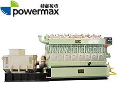 300系列400-1000KW生物质气发电机组