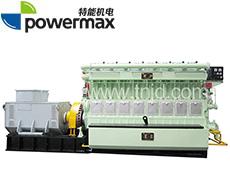 300系列500-1200KW焦化气发电机组