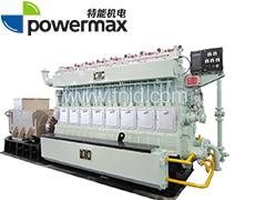 300系列500-1200KW低浓度煤层气发电机组