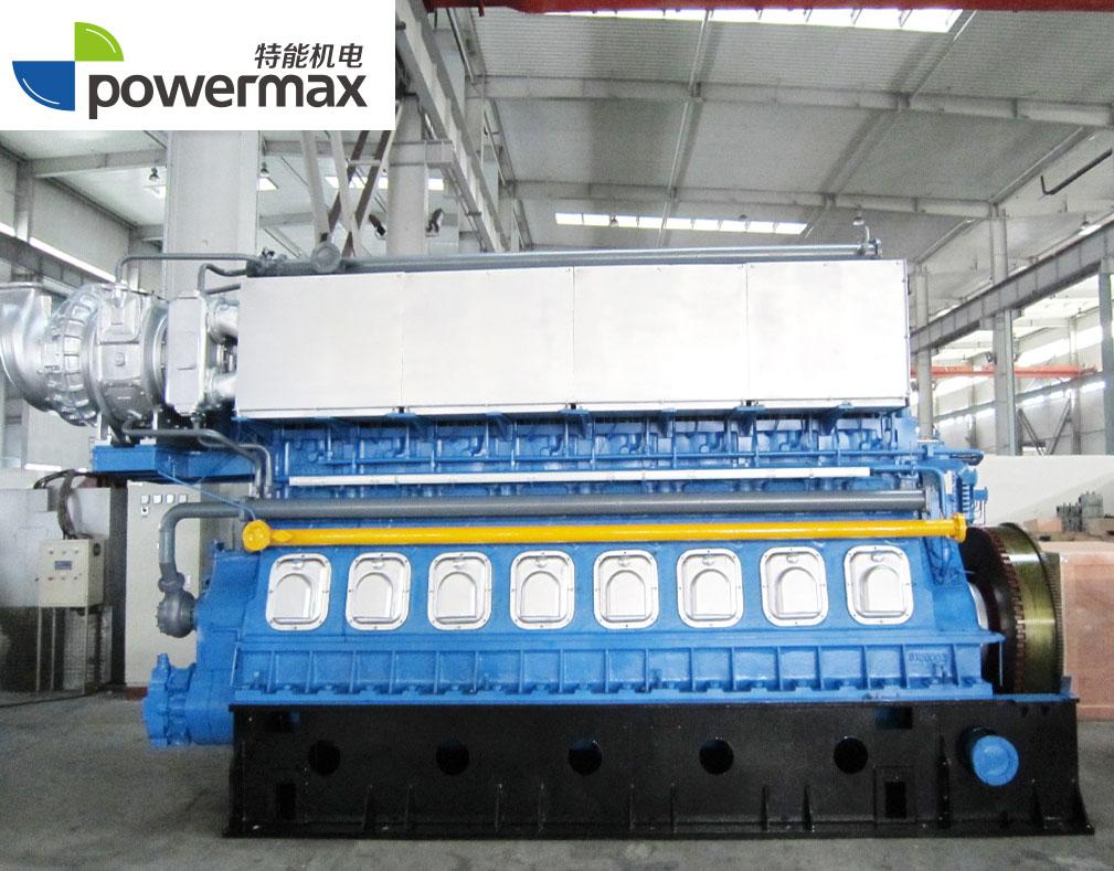 天然气发电机组(增压型)