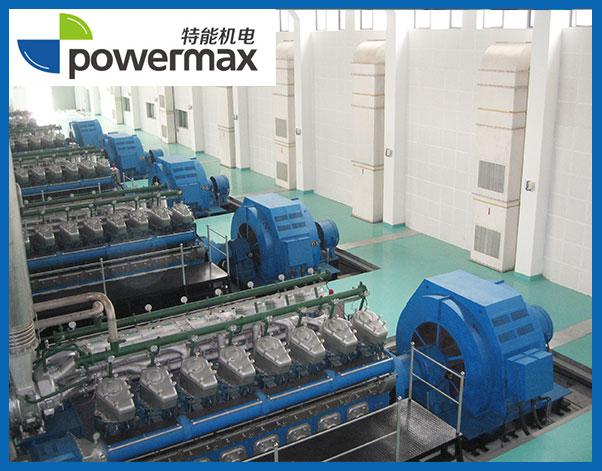 5X4000KW柴油发电站