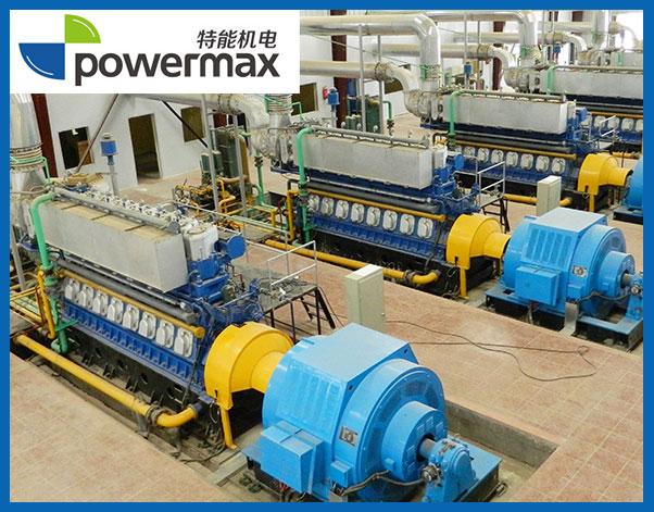 苏丹港6X2MW重油发电站
