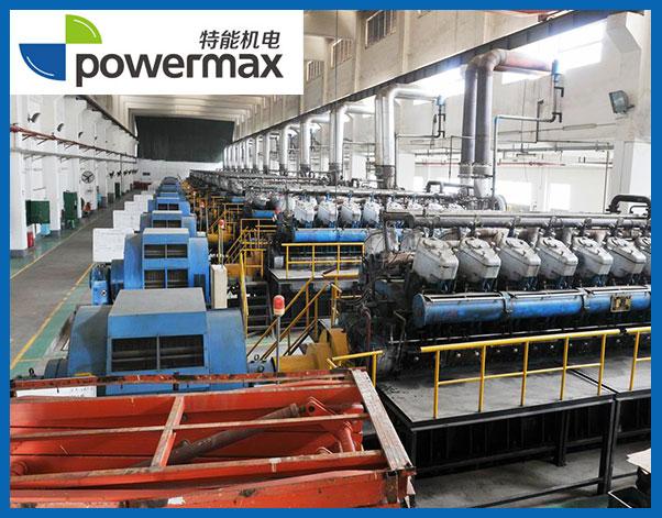 20X3MW重油发电站