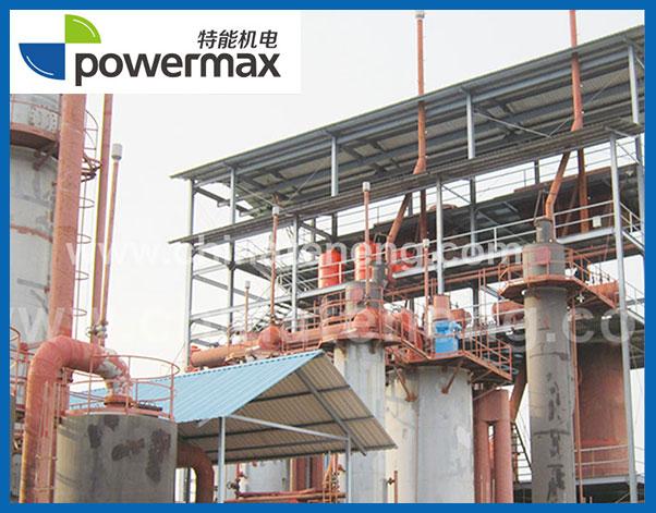 5MW煤炭气化发电系统