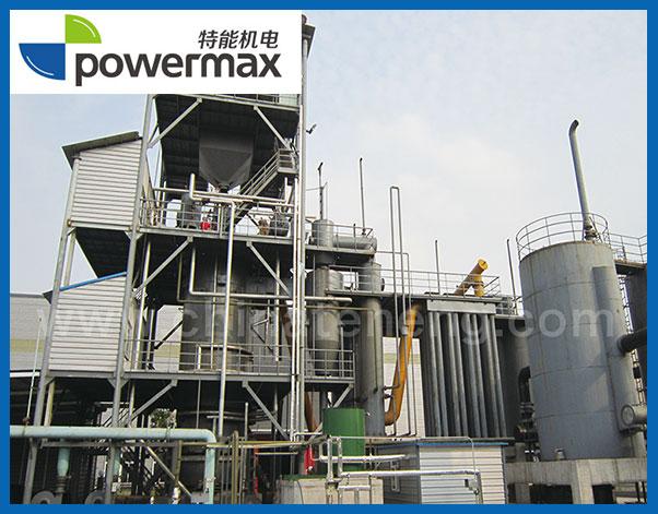 2MW 煤炭气化发电系统