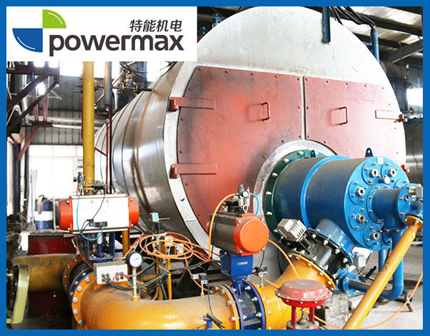 10吨生物质气化锅炉(木片)供热项目