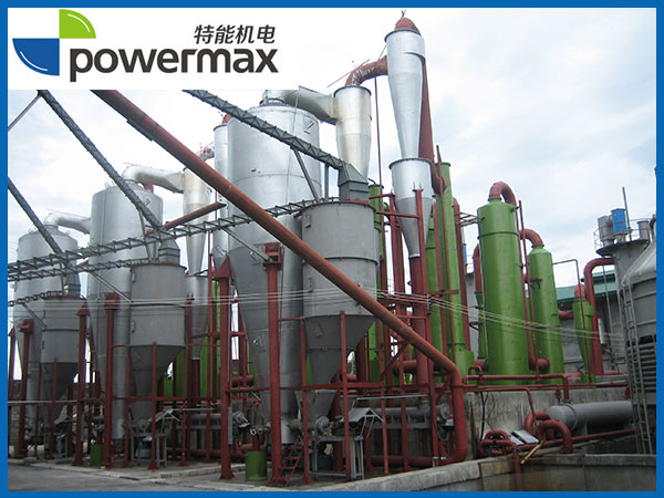 位于菲律宾的3MW生物质气化发电厂